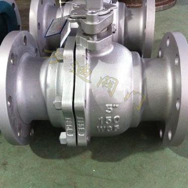 碳钢美标球阀