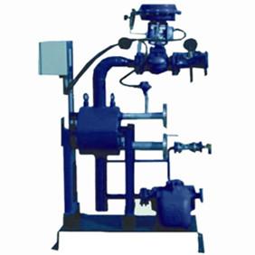 高温高压型换热机组