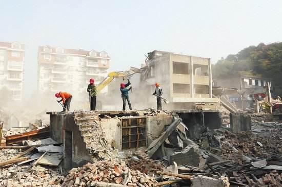 专业厂房拆除
