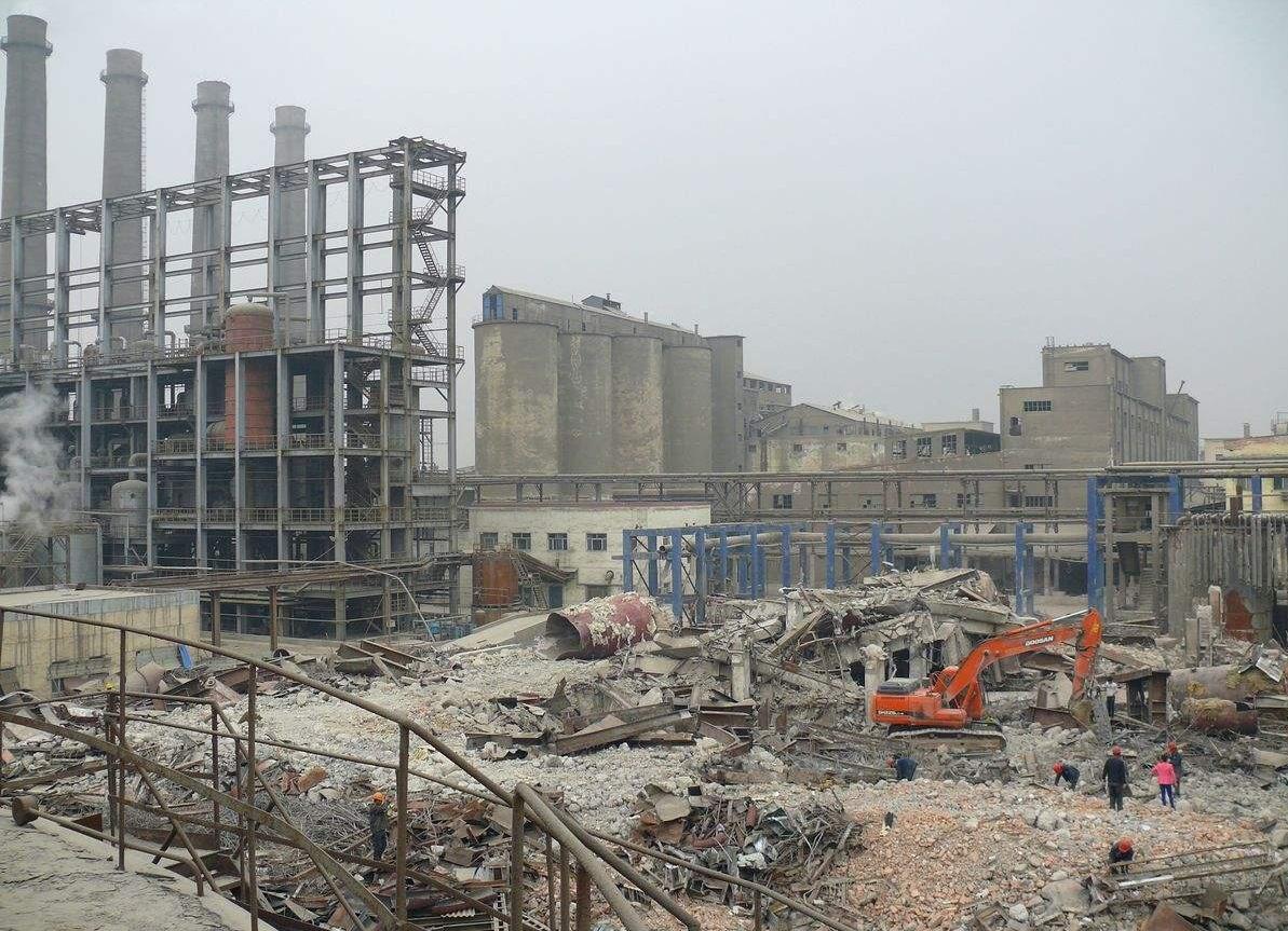 工厂拆除公司