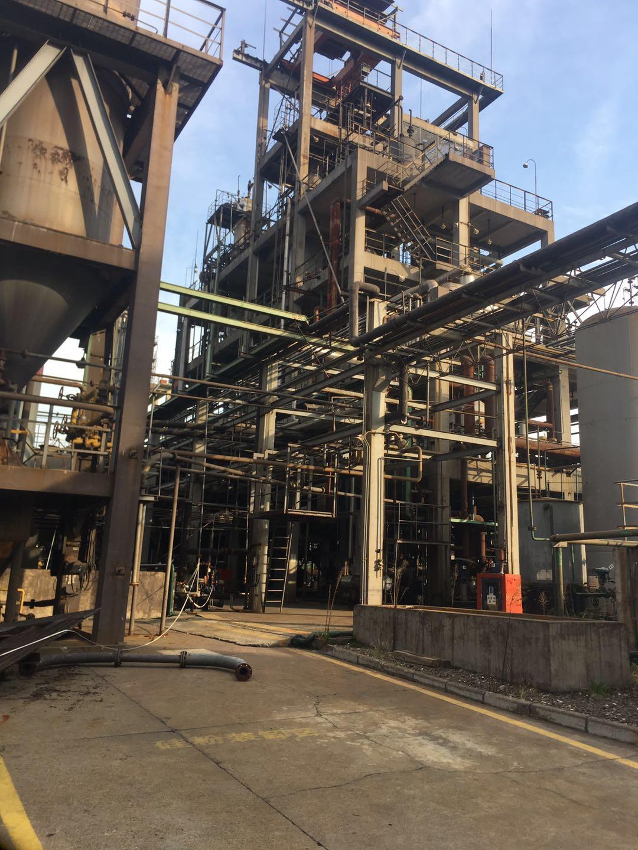 化工厂设备拆除公司