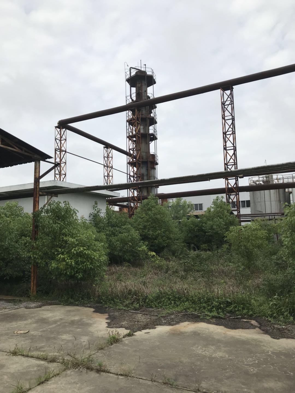 承包化工厂拆除