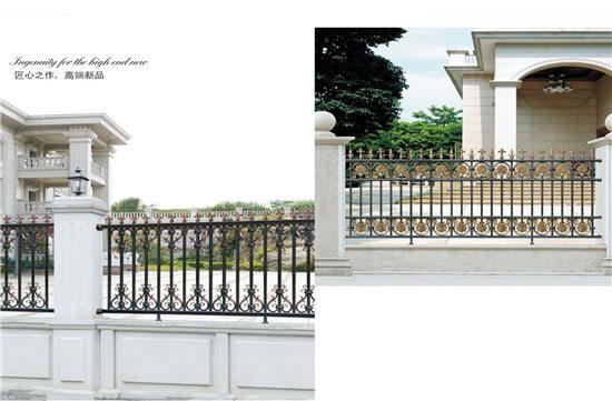 铝艺栏杆定制价格