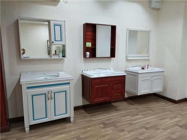 铝合金浴室柜定制