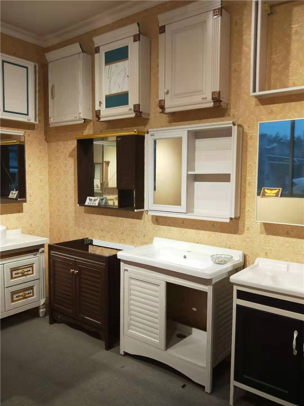 铝合金浴室柜定做价格