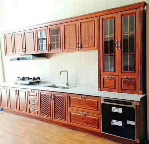 成都铝合金整体厨柜