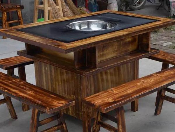 荆州火锅桌