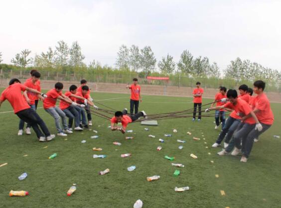 天津企业户外训练