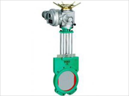 铸钢电动浆液闸阀