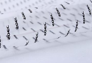 logo印刷加工