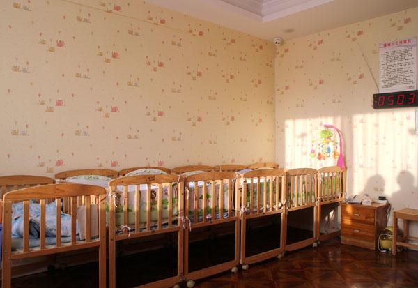 婴儿抚慰室