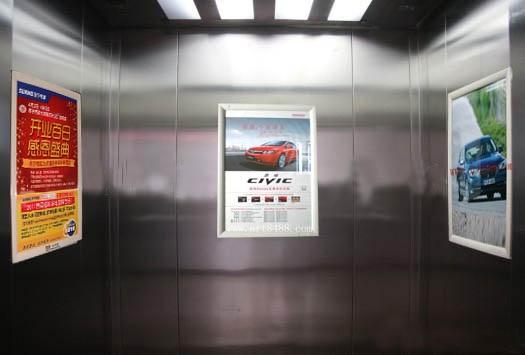 电梯广告框价格_(福州)电梯框架(价格,点位,投放) - 福州新力传媒有限公司