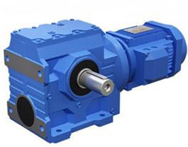S系列斜齿轮-蜗轮蜗杆减速机