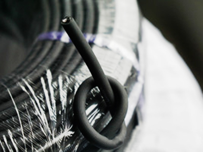 亚光弹性体电缆