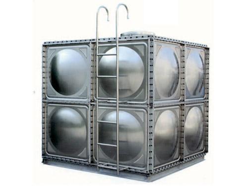 不锈钢工业消防水箱