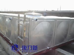 屋顶保温水箱