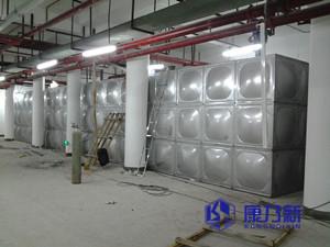 重庆方形不锈钢水箱