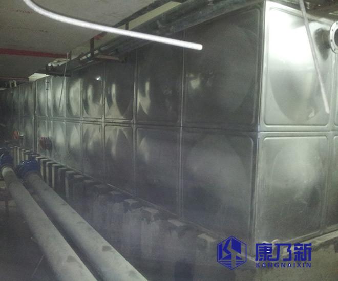 方形不锈钢储水箱