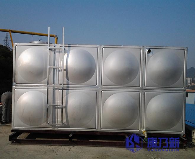 方形生活存水箱