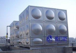 方形不锈钢水箱定制