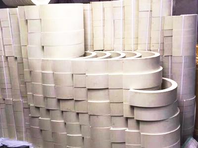 高强度硬质聚氨酯管托