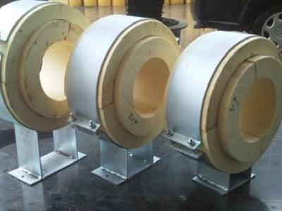 高强度硬质聚氨酯管托生产厂家
