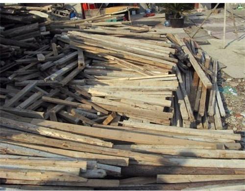 武汉废旧木材回收价格