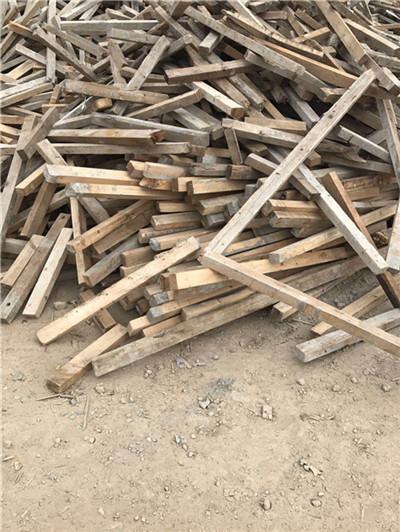 武汉高价回收旧木材