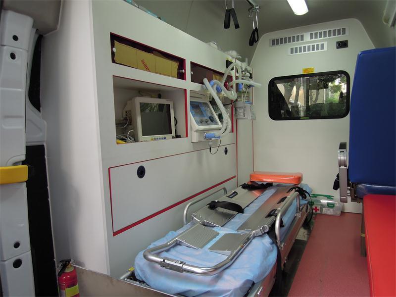 苏州120救护车出租