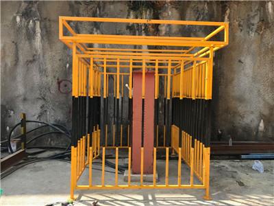 安全防护棚搭建