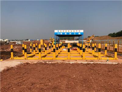武汉钢筋堆码墩