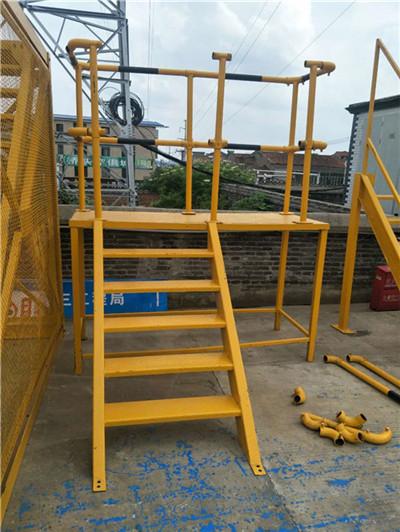 施工钢爬梯