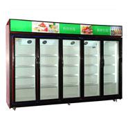贵州饮料展示柜