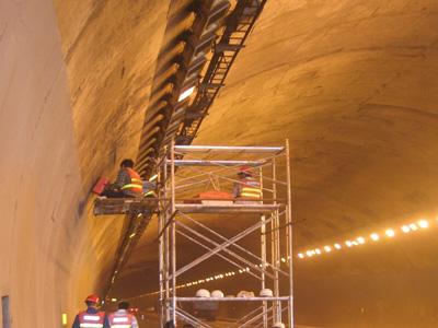 隧道防水技术