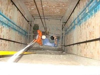 电梯井堵漏工程工艺
