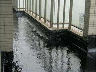 屋顶补漏工程