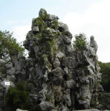 贵阳水泥雕塑