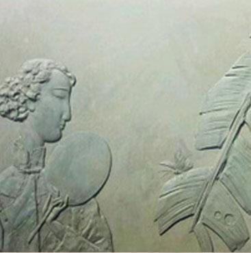 岩石雕塑公司