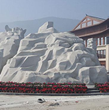 贵州岩石雕塑厂家
