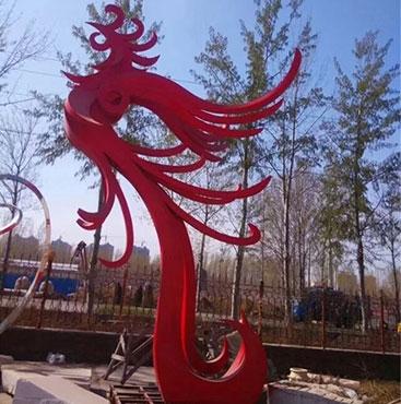 贵州不锈钢雕塑