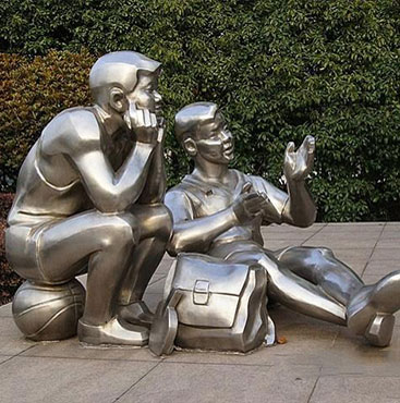 不锈钢雕塑价格