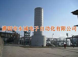 武汉工业火炬-地面火炬