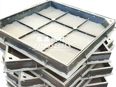 不锈钢隐形井盖生产