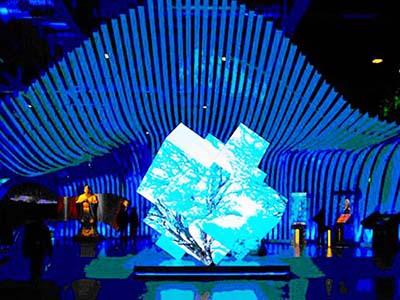 异形创意LED显示屏