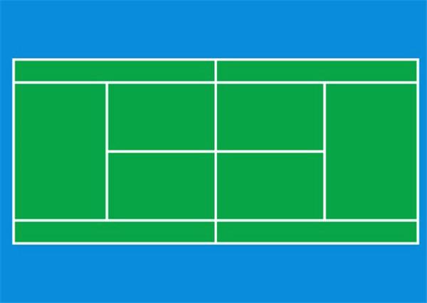 网球场修建
