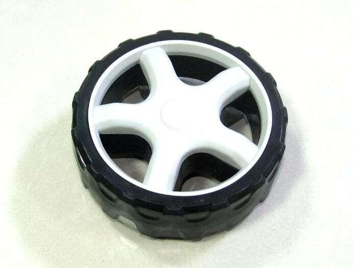 济南塑料制品厂制造玩具车轮