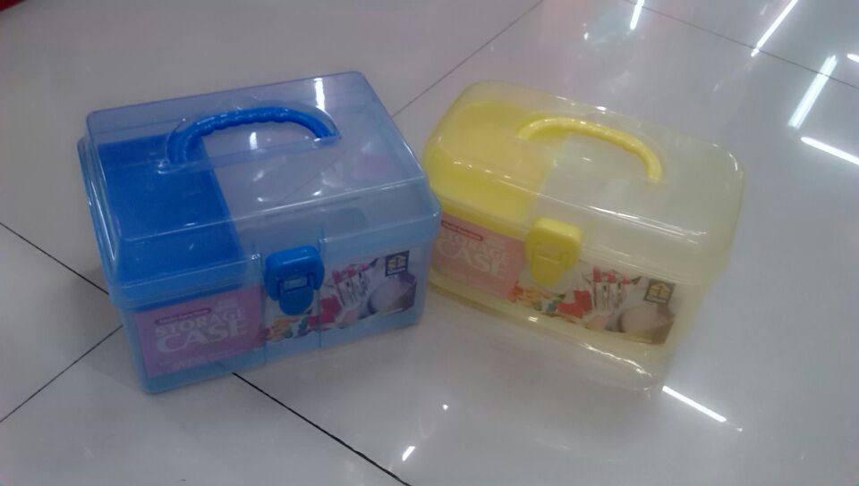 山东ag亚游塑料制品厂生产收纳箱