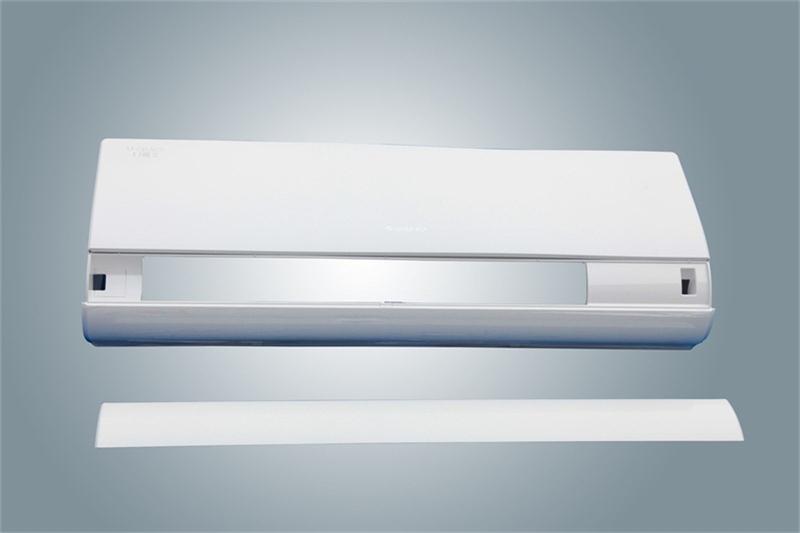 濟南塑料模具廠生產空調外殼