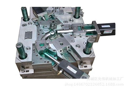 模具制作-济南ag亚游国际塑料模具厂