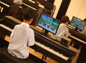 音乐智能教学系统